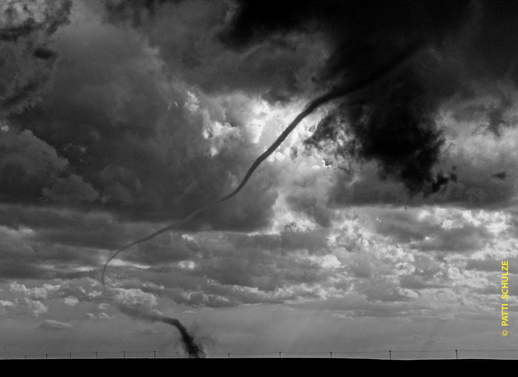 First Tornado